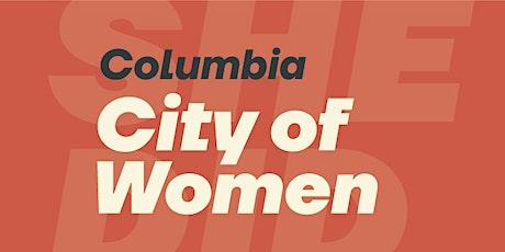 Columbia City of Women 2020 Honoree Celebration tickets