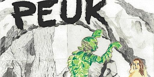 Club 9 Live: Peuk - Youff - Skiska Skooper - King Fu