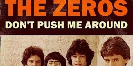 The Zeros tickets