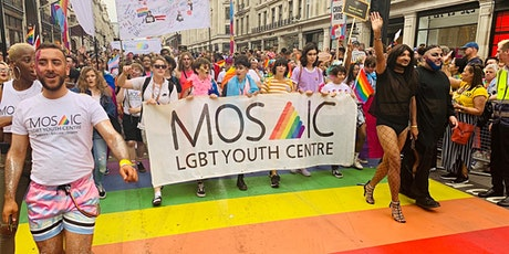 Working with young LGBT+ persons tickets