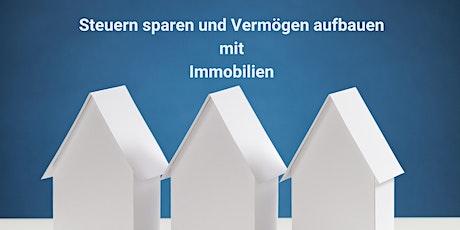 Steueroptimierte Immobilieninvestments Tickets