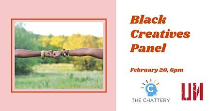 Black Creatives Panel Discussion tickets