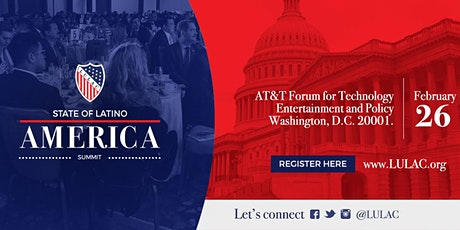 LULAC State of Latino America Summit 2020 tickets