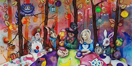 """Paradox Underground Experience's """"Mad Hatter's Valentines Party"""""""