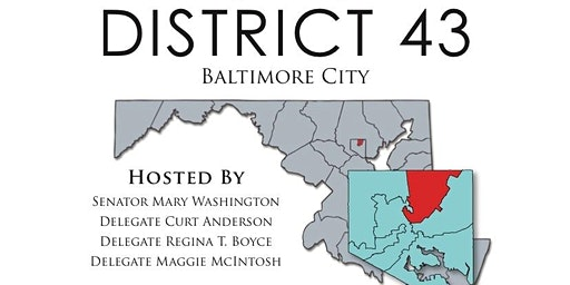 43rd District Night in Annapolis - 2020