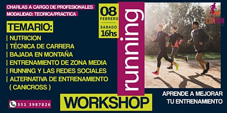 Workshop de Running entradas
