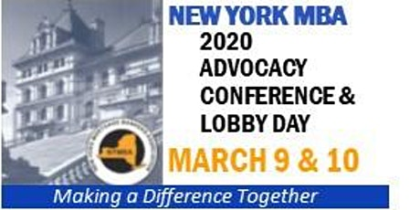 NYMBA's 2020 Advocacy Conference REGISTRATION tickets