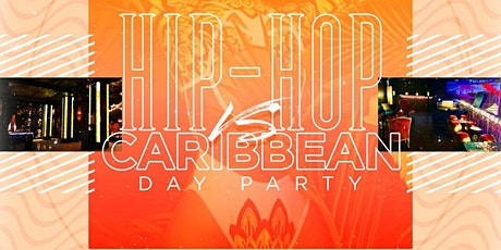 Hiphop vs Caribbean Day Party tickets