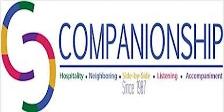 Companionship Instructor Training tickets