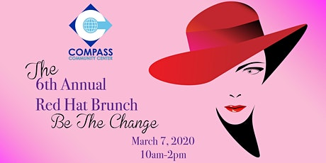 6th Annual Red Hat Brunch: Be the Change tickets