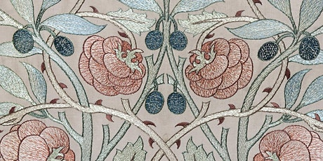 May Morris Embroidery Workshop tickets