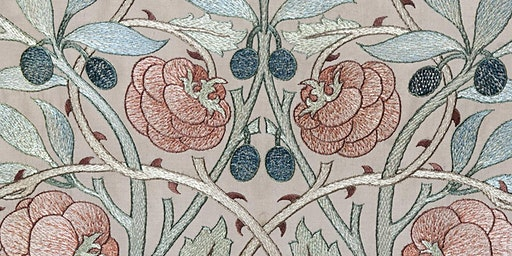 May Morris Embroidery Workshop
