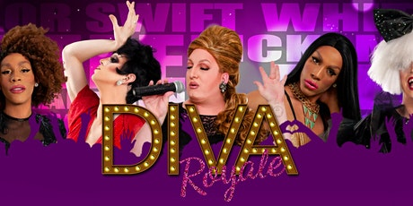 Diva Royale Drag Queen Show Washington, DC - Weekly Drag Queen Shows in Washington - Perfect for Bachelorette & Bachelor Parties tickets