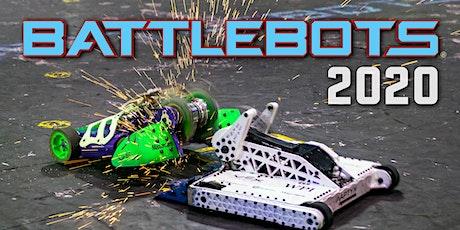 BattleBots 2020 - Live Robot Combat! Tickets on Sale. (Limited Seats!) tickets