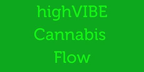 highVIBE: Cannabis & Yoga Flow tickets