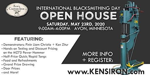 International Blacksmithing Day Open House