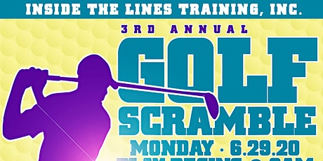 3rd Annual Inside the Lines Training, Inc. Golf Scramble tickets