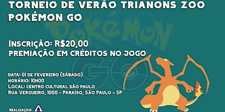 Pokémon GO -  Torneio de Verão Trianons Zoo ingressos