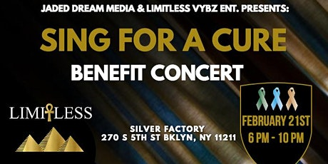 SING FOR A CURE BENEFIT CONCERT tickets