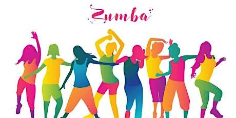 Free Zumba Class tickets