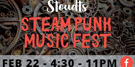 Steampunk Music Fest tickets