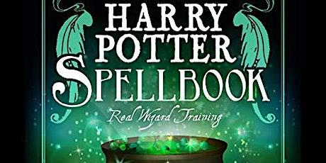 Harry Potter Spellbook Craft Class tickets