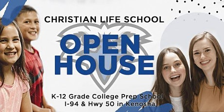 Christian Life School Open House tickets