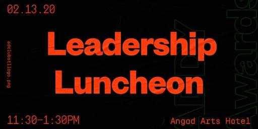 2020 ADDYWeek: Leadership Luncheon