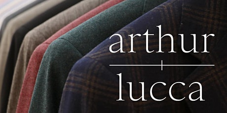 Arthur + Lucca - Custom Clothing | Alterations | Dry Cleaning | Shoe Repair tickets