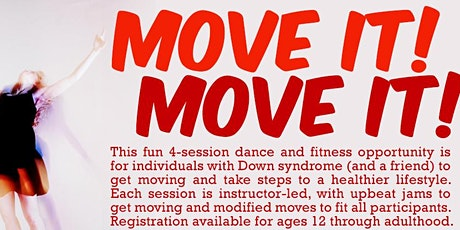 DSSW - Move It! Move It! tickets
