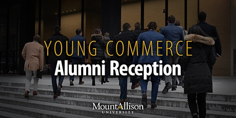 Young Commerce Alumni Reception tickets