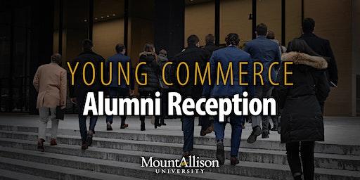 Young Commerce Alumni Reception