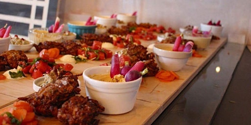Supper @ Bridewell | Middle Eastern Feast | 15th February 2020
