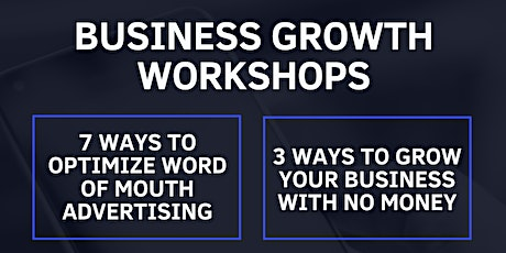 7 Ways to Optimize Word of Mouth Advertising tickets