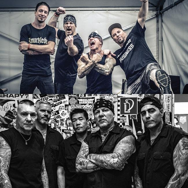 Sick of It All + Agnostic Front