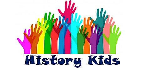 History Kids Club- June Workshop tickets