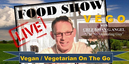 CHEF BRIAN LIVE COOKING SHOW