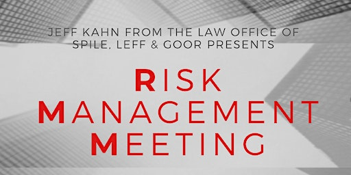 Risk Management Meeting