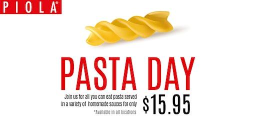 Pasta Day