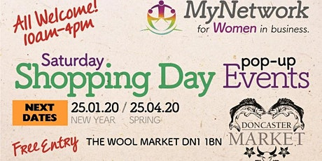 MyNetwork Doncaster Women's Business Pop up Events Shopping Day tickets