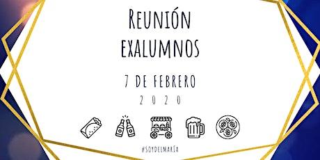 Reunión  Exalumnos Colegio María Del Rosario 2020 boletos