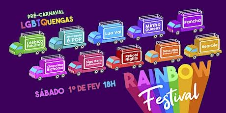 Rainbow Festival - Pré Carnaval LGBTQuengas ingressos