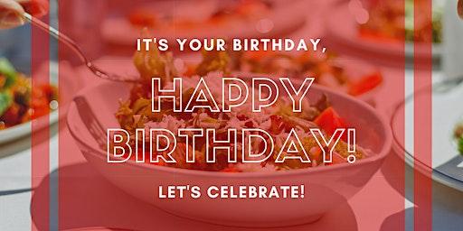 Broker Birthday Lunch- January & February Birthdays