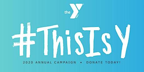 Mt. Laurel YMCA Annual Campaign Kick Off Breakfast tickets