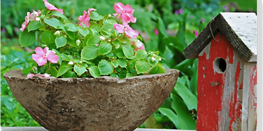 Hypertufa Light Weight Planters