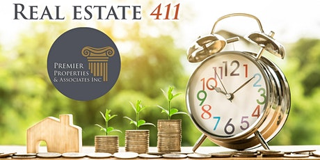 Real Estate 411: How to Buy a Home tickets