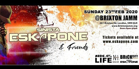 Noisy Hype presents: Music, Art & Life (Sinista Eskapone & friends) tickets