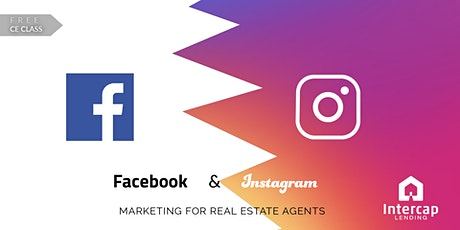 Facebook Marketing & Advertising for Real Estate Agents tickets