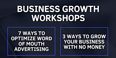 3 Ways to Grow Your Business With NO $$$