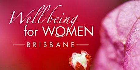 Wellbeing for Women Group - Brisbane  tickets